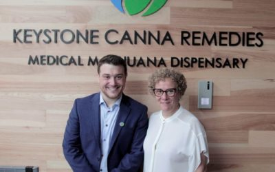 The Lehigh Valley has a new medical marijuana dispensary. You may know the name.